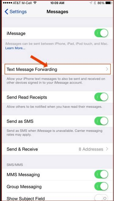 fix-problems-not-sending-or-receiving-messages