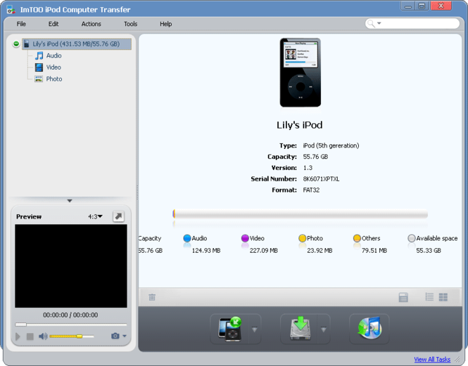 Top 12 iPod to iTunes or Computer Transfer Software