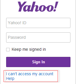 yahoo password cracker