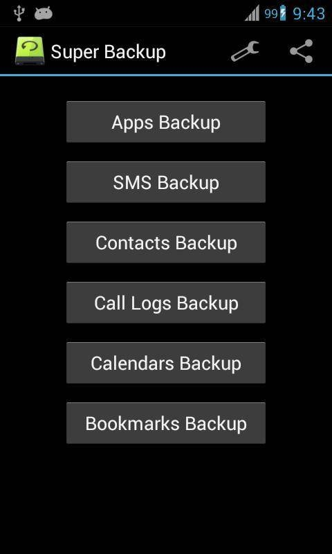 3 free solutions to backup phonebook easily