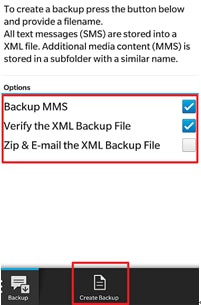 How to backup and restore your BlackBerry SMS