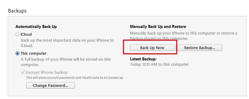 Simple and Safe Method to Backup iPod Music in One Click
