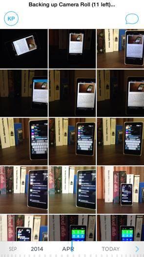 Phone Photos Automatically