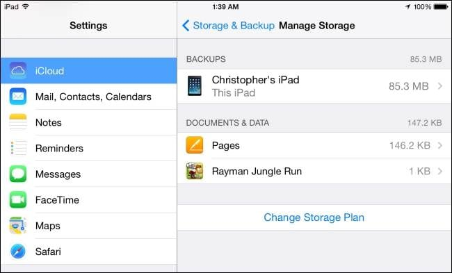 Restore iPhone from iPad backup