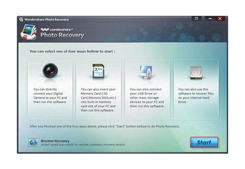 Recover deleted pictures from SD card on Mac and windows in 3 steps