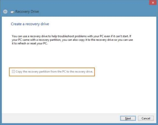hard drive partition recovery