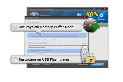New Physical Memory Buffer Mode