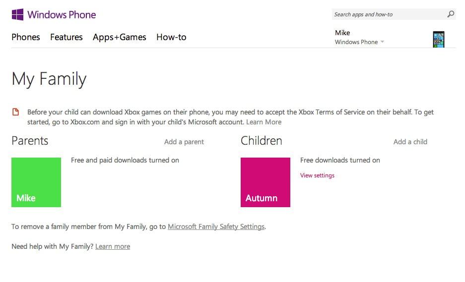 как удалить приложение игры windows phone