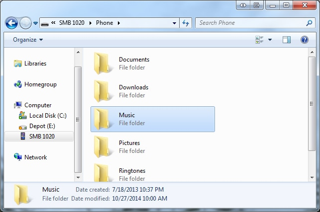 how to create a copy of music file
