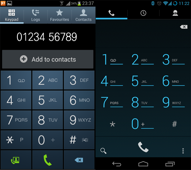 edit android contacts