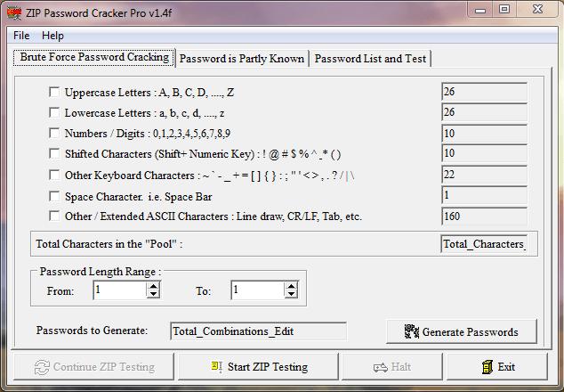 adgangskoder til windows 10