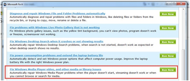 7 ways to repair windows media player