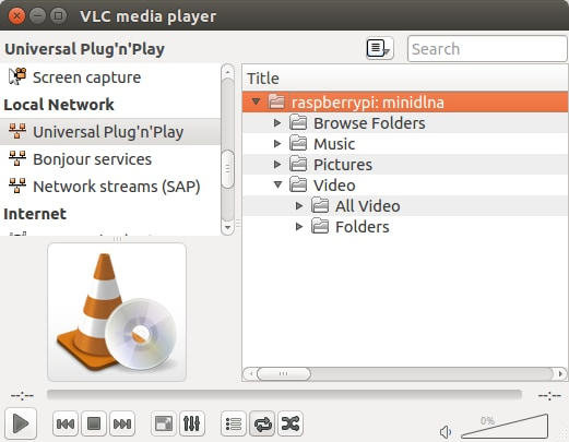 Vlc media player raspberry pi download