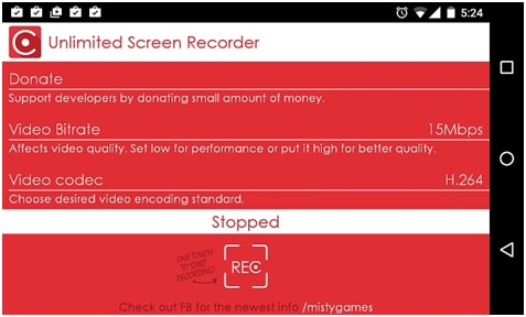 Top 10 Screen Recorder App for iPhone and Android-ok