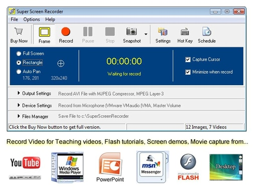 Top 5 tips you need know about super screen recorder
