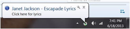 Lyrics Seeker