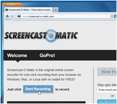 Top 5 Screen video capture for Linux