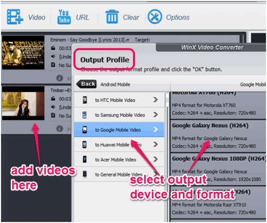 Top 15 3GP video converter for Windows and Mac