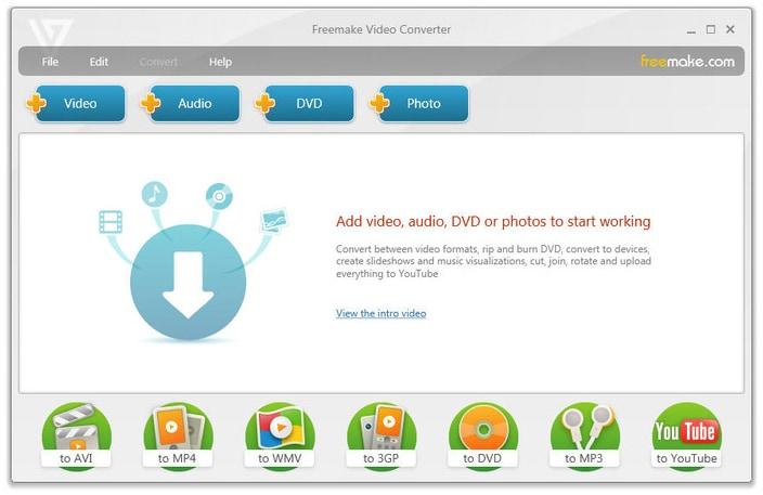 Top 20 free audio video converters