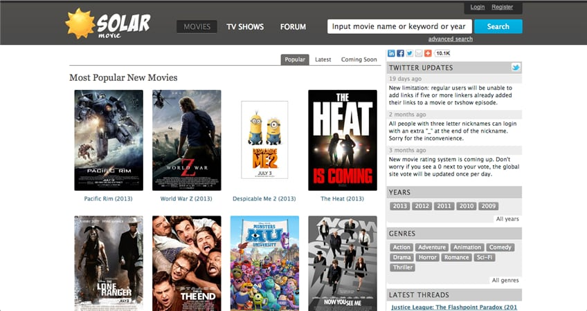 Best Sites To Watch Free Movies Online - Without