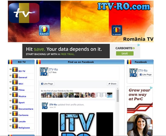 Where Can I Watch Romanian TV Online?