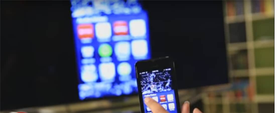 How to connect an iPhone(iPhone 6 Plus Included), iPad to your TV?