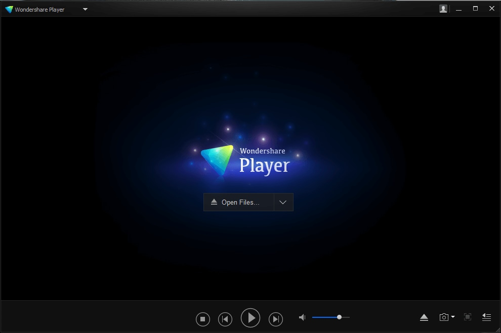 wondershare video player