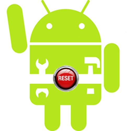 factory reset phone
