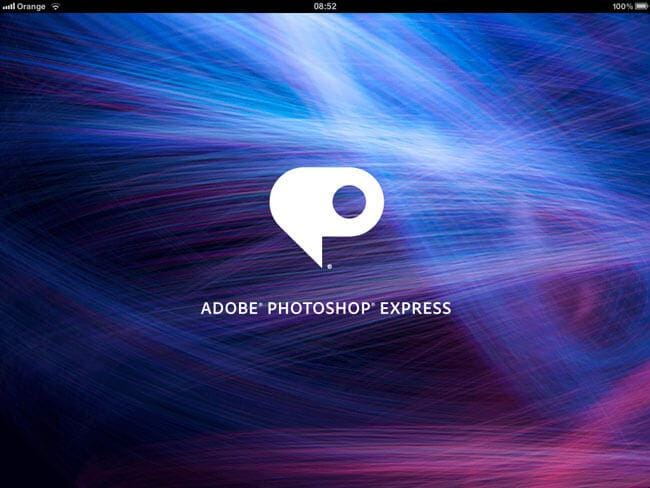 iphone photoshop
