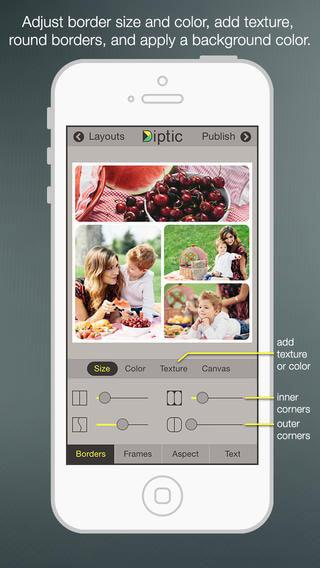 how to make photo collage on iphone
