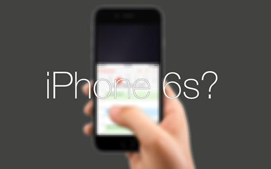 iPhone 6s (Plus) rumors