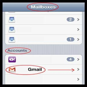 how to undelete email on iphone