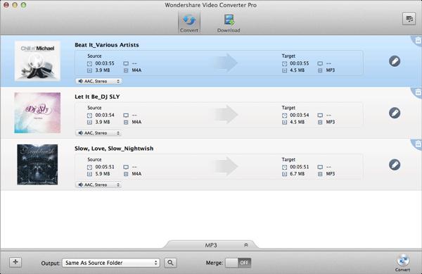 HTML 5 Video Converter Mac