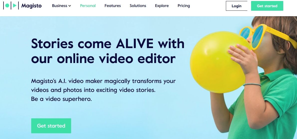 online video editor for youtube no watermark