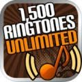 1500 ringtones unlimited
