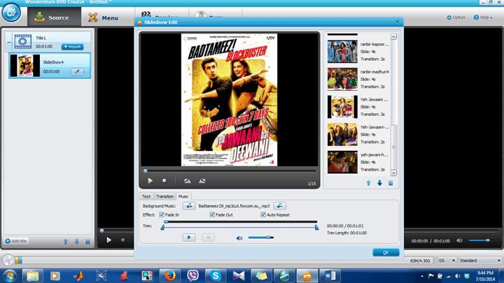Adding Media (MP3 Format) File4