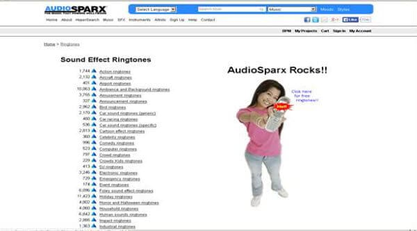 audio sparx