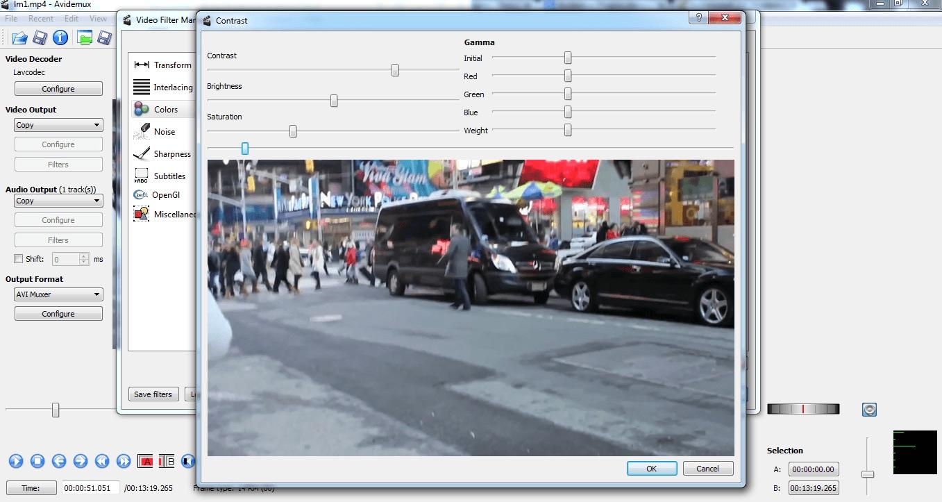 avidemux-eq-preview-screen