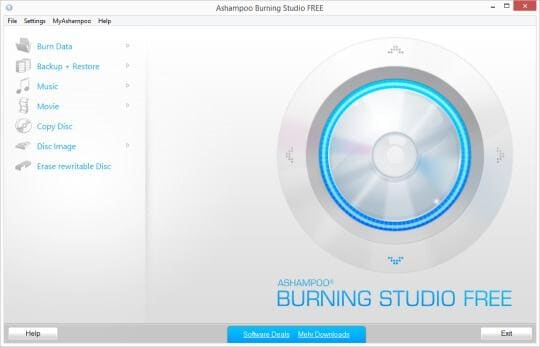 burning studio free windows