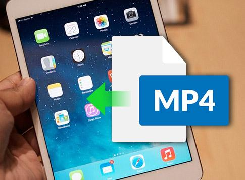 How to Convert MP4 to iPad for Windows / Mac (Yosemite included)