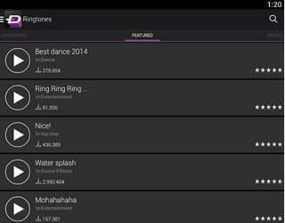download ringtone from zedge android5
