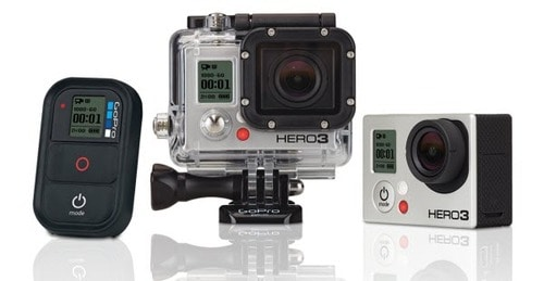 GoPro Interface