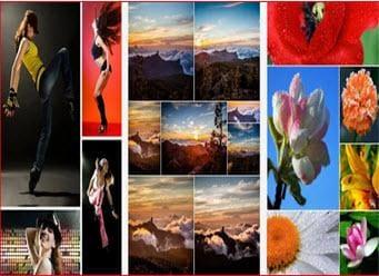 insta collage