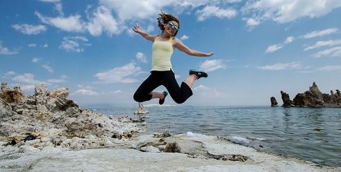 Jump as you like