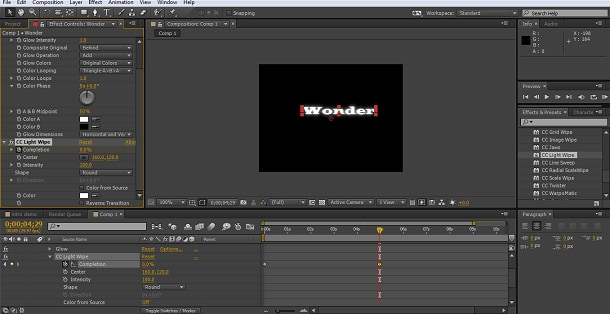keyframes-set-wonder