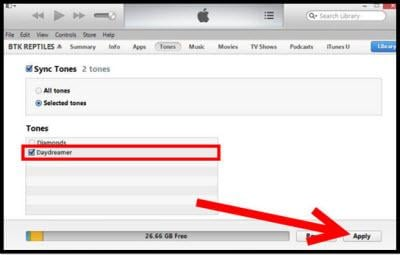 maker ringtones on itunes11