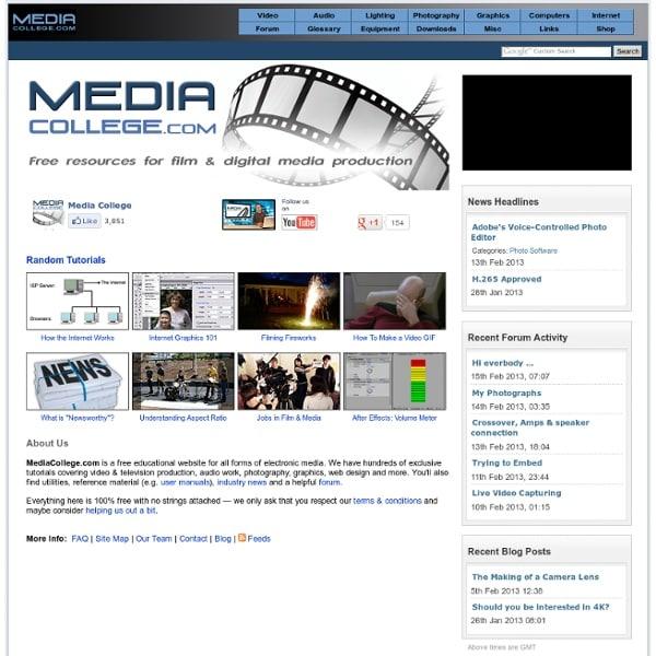 Media College