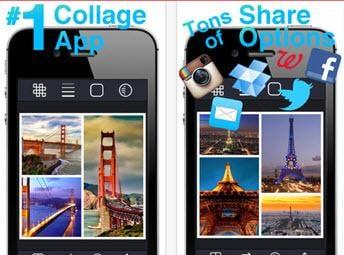 picstitch collage app