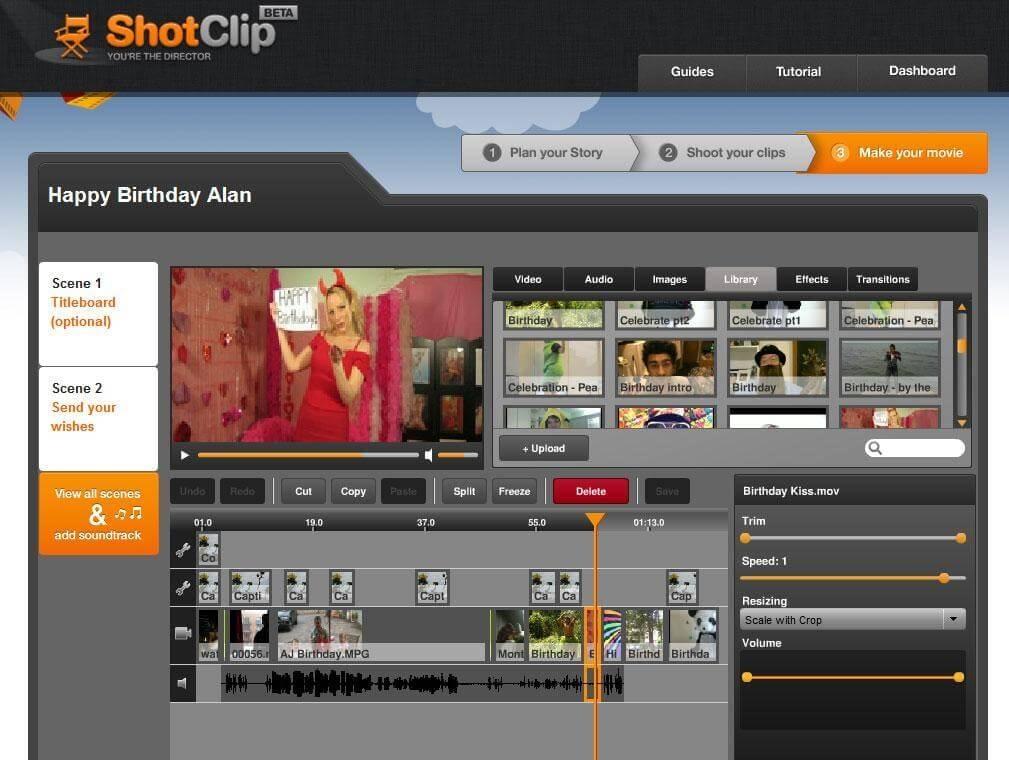 Shotclip
