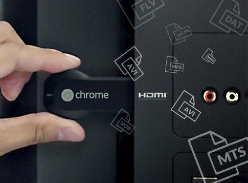 How to Stream Any Video Format to Google Chromecast
